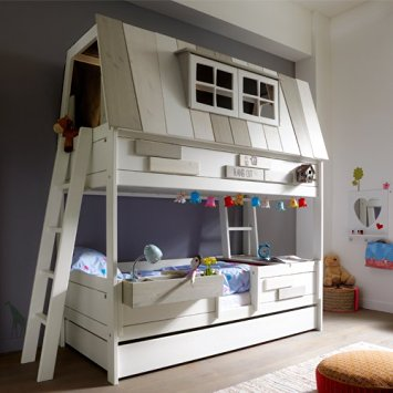 traumhafte abenteuerbetten f r mehr spa im kinderzimmer. Black Bedroom Furniture Sets. Home Design Ideas