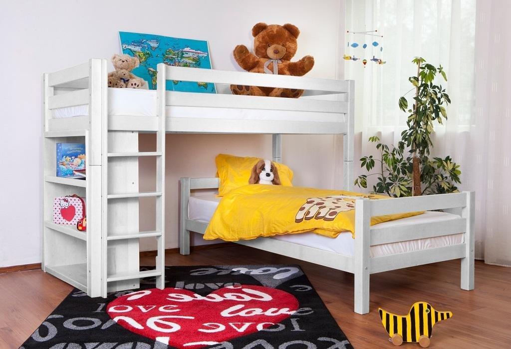 Etagenbett Moritz Mit Rutsche : Moderne etagenbetten für mehr platz im kinderzimmer