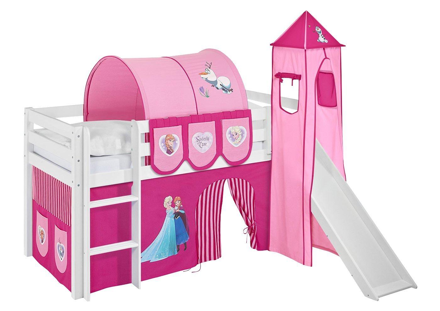 Blickfang Kinderbett Mit Rutsche Dekoration Von Ein Bett Für Kleine Prinzessinen Und Abenteurer