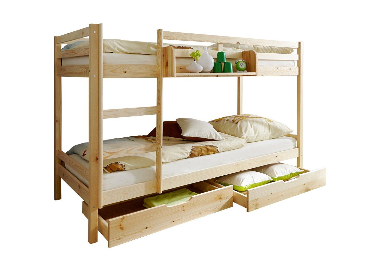 Etagenbett Ohne Lattenrost : Moderne etagenbetten für mehr platz im kinderzimmer
