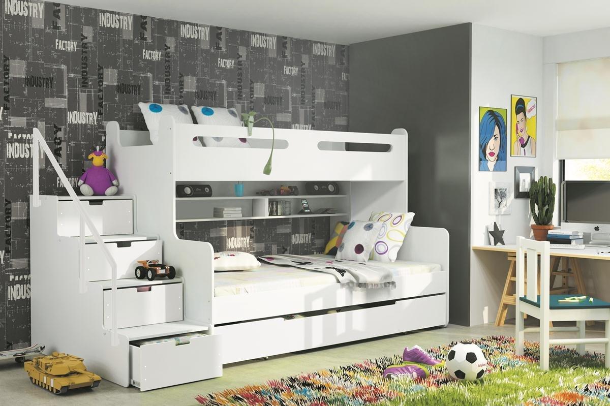 Etagenbett Für Kinder Mit Stauraum : ▷ etagenbett trends für diese design bleiben aktuelll