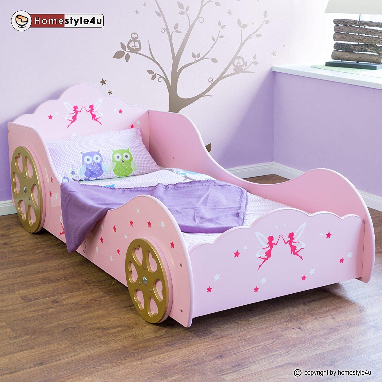 Traumhafte Himmelbetten und andere märchenhafte Betten für Mädchen