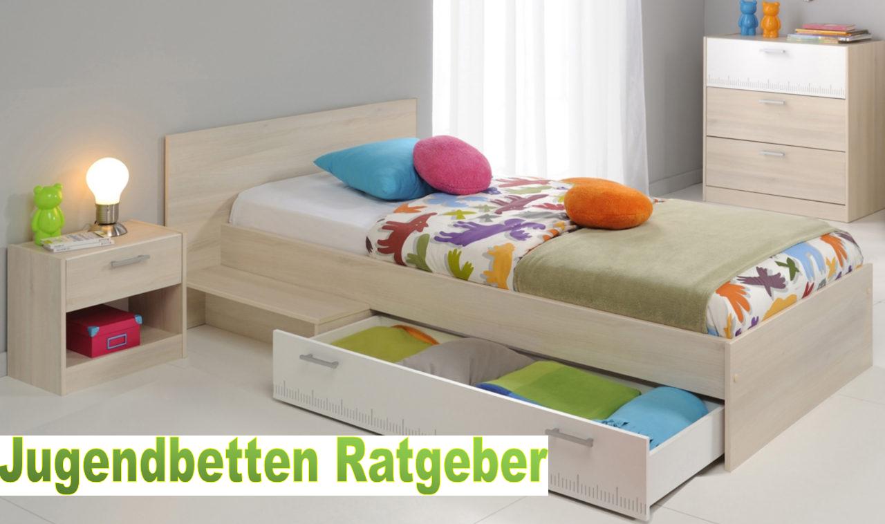moderne jugendbetten modernes design und funktionalit t in einem. Black Bedroom Furniture Sets. Home Design Ideas
